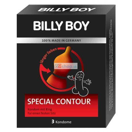 BB Special Contour 3 kondom