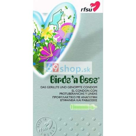 Birds n Bees 10 kondom