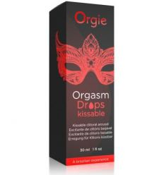 Stimulačné sérum na klitoris Orgie Orgasm Drops 30ml