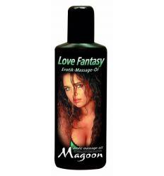 Love Fantasy masážny olej