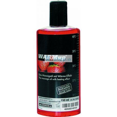 WARMup I masážny olej