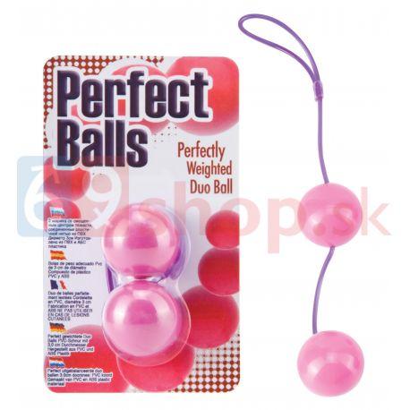 Perfect balls ružová