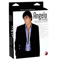 Puppe Angelo
