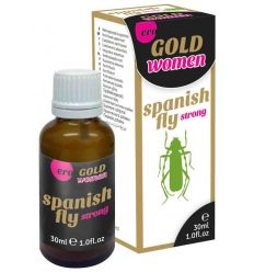 ERO by HOT Spain Fly women GOLD strong 700138