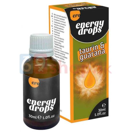 ERO by HOT Energy Drops Taurin Guarana (m+w) 700144
