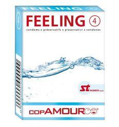Prezervatív Feeling 4