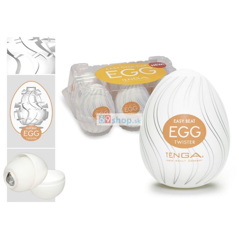 TENGA Egg Twister (6 ks)