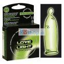 Svetielkujúci kondóm (3ks)