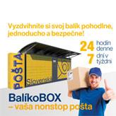 Balíkobox